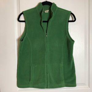 LL BEAN Green Vest